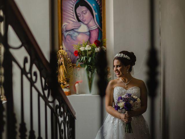 La boda de Carlos y Cecilia en Monterrey, Nuevo León 34