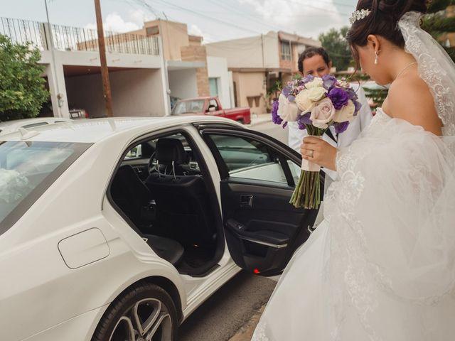 La boda de Carlos y Cecilia en Monterrey, Nuevo León 37