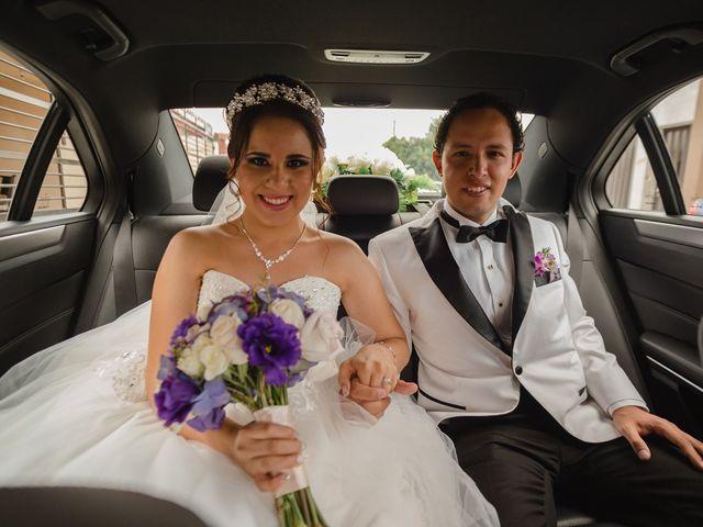 La boda de Carlos y Cecilia en Monterrey, Nuevo León 38