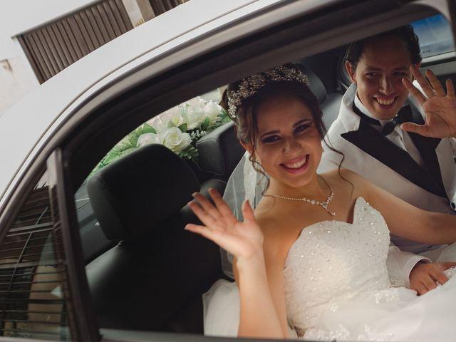 La boda de Carlos y Cecilia en Monterrey, Nuevo León 40
