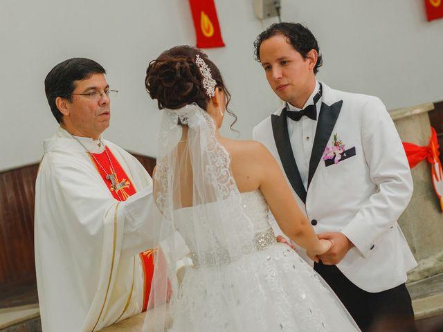 La boda de Carlos y Cecilia en Monterrey, Nuevo León 43