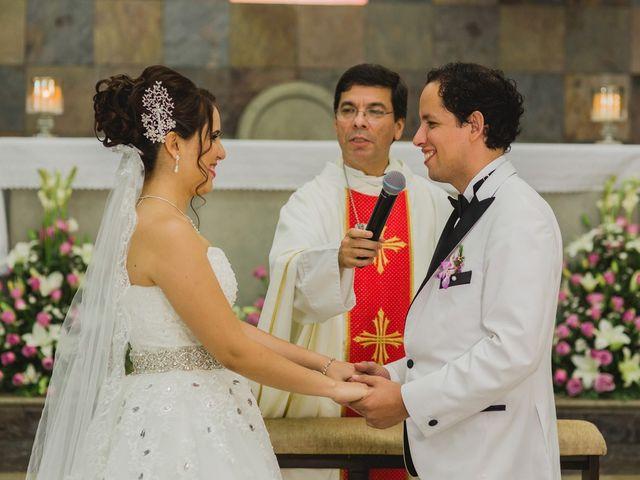 La boda de Carlos y Cecilia en Monterrey, Nuevo León 45