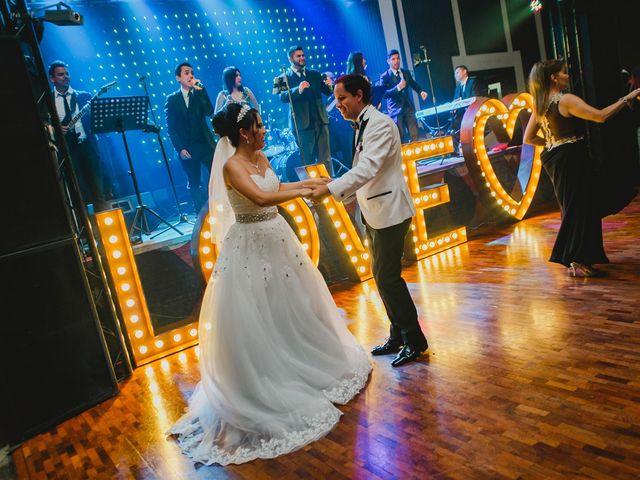 La boda de Carlos y Cecilia en Monterrey, Nuevo León 54