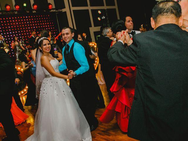 La boda de Carlos y Cecilia en Monterrey, Nuevo León 60