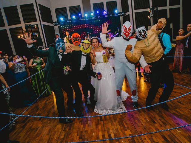 La boda de Carlos y Cecilia en Monterrey, Nuevo León 62