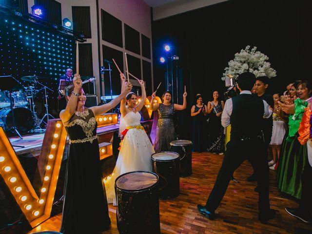 La boda de Carlos y Cecilia en Monterrey, Nuevo León 63