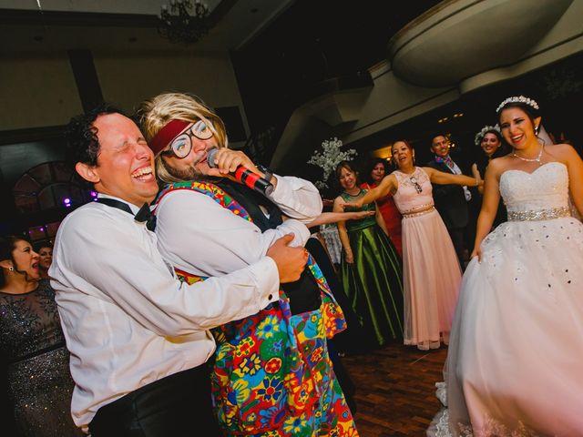 La boda de Carlos y Cecilia en Monterrey, Nuevo León 64