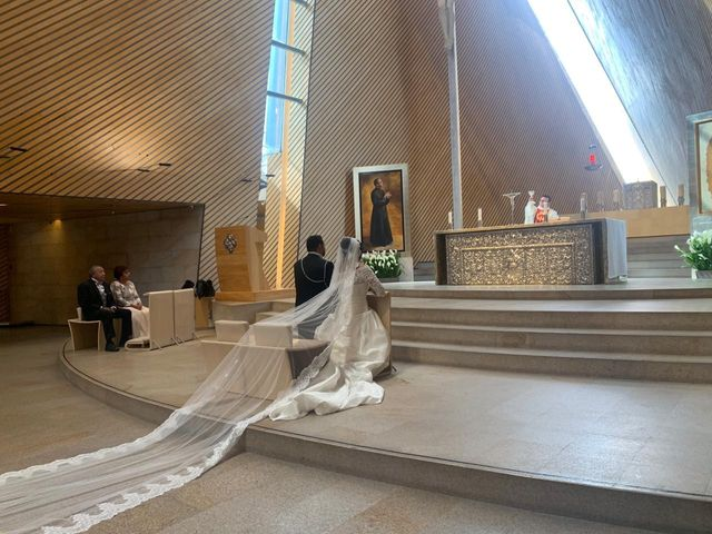 La boda de Adriana  y Óscar