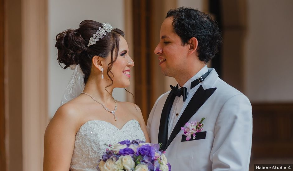 La boda de Carlos y Cecilia en Monterrey, Nuevo León