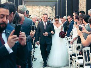 La boda de Florencia y Mauricio 1
