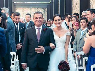 La boda de Florencia y Mauricio 2