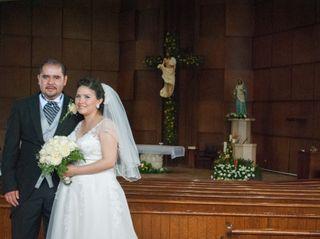 La boda de Zaira y Sergio