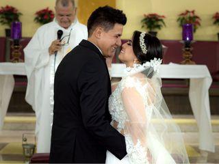 La boda de Paola y Jesús Alberto