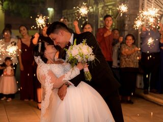 La boda de Paola y Jesús Alberto  3