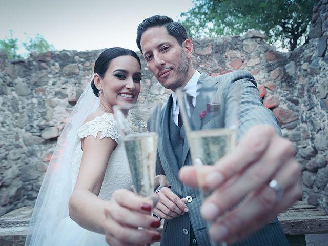 La boda de Florencia y Mauricio