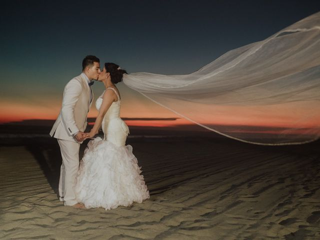 La boda de Yoselin y Omar