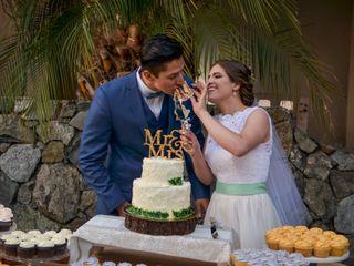La boda de Emma y David