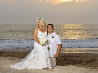 La boda de Heather y Benjamin