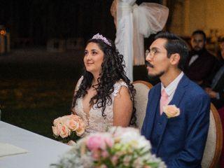 La boda de Gabriela  y Saúl  1