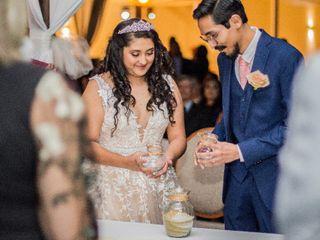 La boda de Gabriela  y Saúl  2