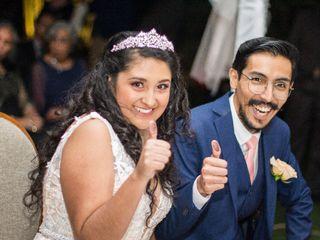 La boda de Gabriela  y Saúl  3