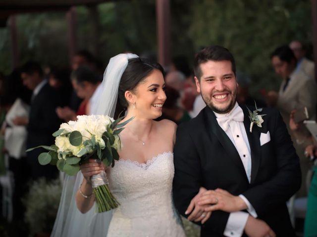 La boda de Alexa y Alejandro