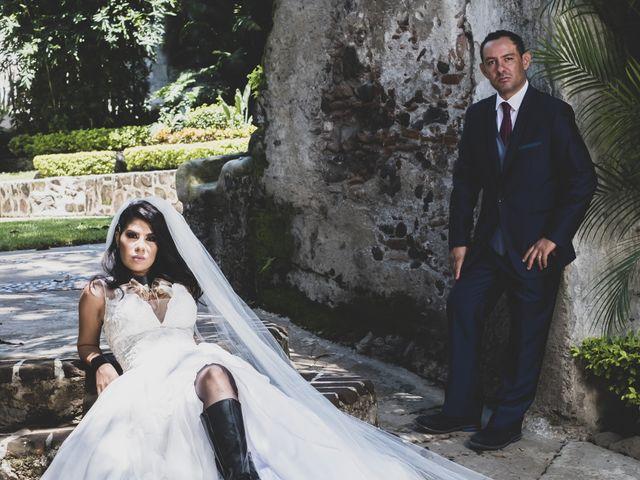 La boda de Lizbeth y Miguel Ángel