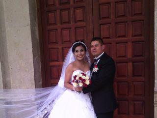 La boda de Jazmín y Héctor