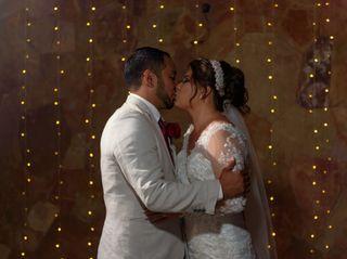 La boda de Yareli y Gradiel