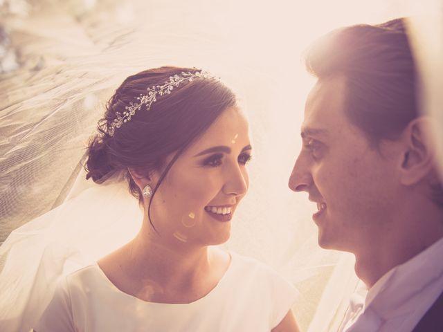 La boda de Caro y Javier