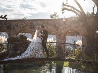 La boda de Elizabeth y Eduardo