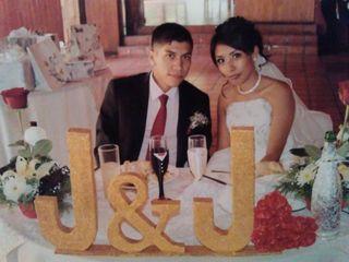 La boda de Jessica y Juan
