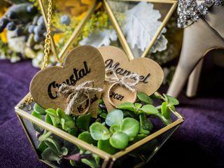 La boda de Crystal y Manuel 2