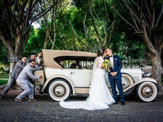 La boda de Crystal y Manuel