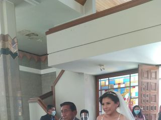 La boda de Evelyn y Diego 1