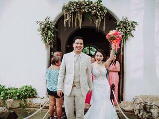 La boda de Abi y Fer