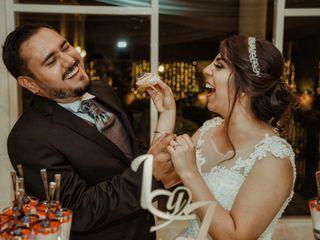 La boda de Ingrid y Julián