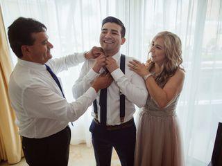 La boda de Itzel y José Carlos 3