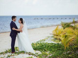 La boda de Itzel y José Carlos
