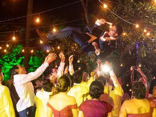 La boda de Monserrat y Andrés 3
