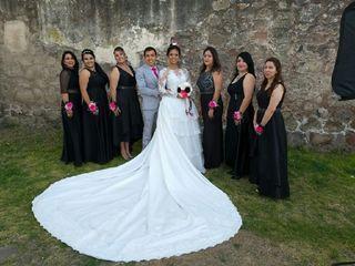 La boda de Rocío y Miguel