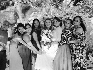 La boda de Brisa y israel 2