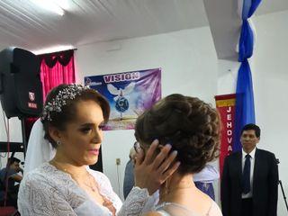 La boda de Brisa y israel 3