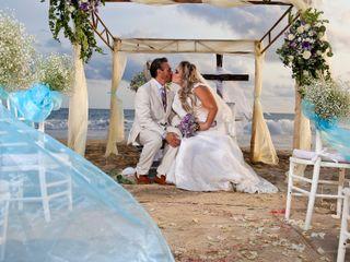 La boda de Luz del Carmen y Juan Carlos 1