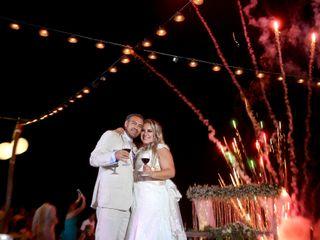 La boda de Luz del Carmen y Juan Carlos