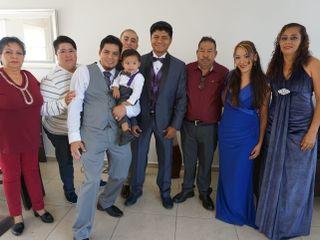 La boda de Daniel  y Génesis Karen 1