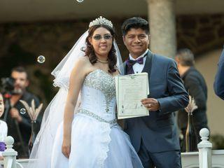 La boda de Daniel  y Génesis Karen