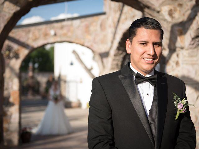 La boda de Eduardo y Elizabeth en León, Guanajuato 10
