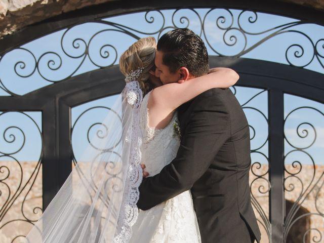 La boda de Eduardo y Elizabeth en León, Guanajuato 12