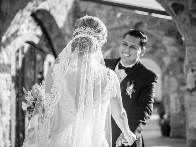 La boda de Eduardo y Elizabeth en León, Guanajuato 13